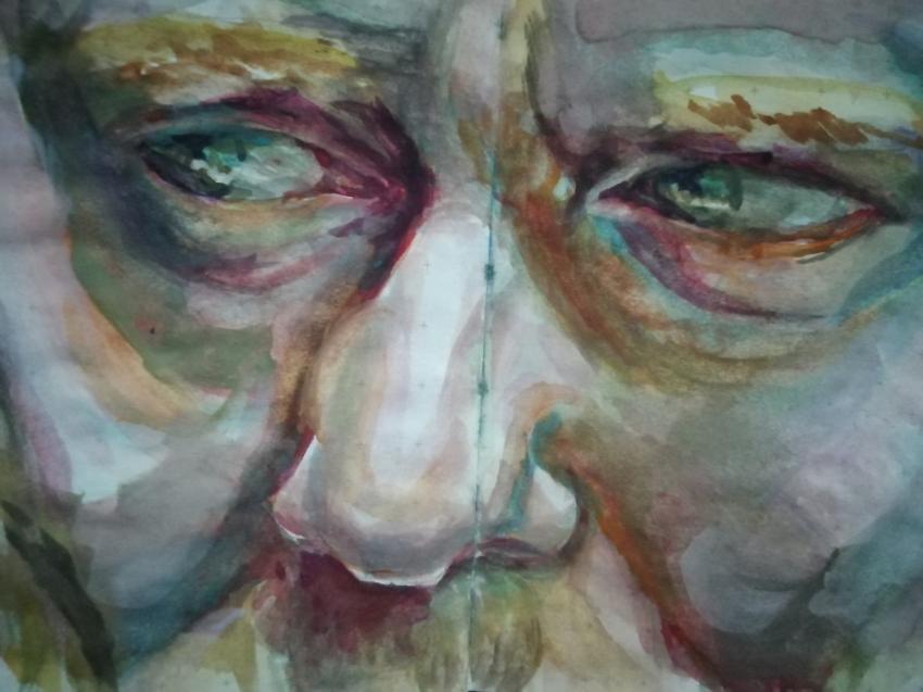 Glen Hansard by Junkova14
